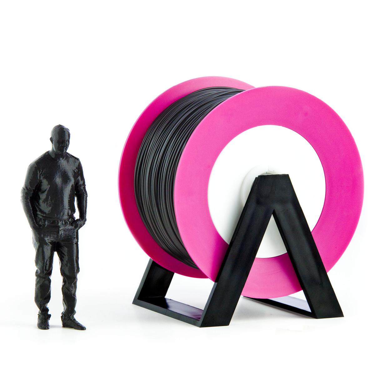 Pla Filament 3D Filament Color Black For 3D Printers