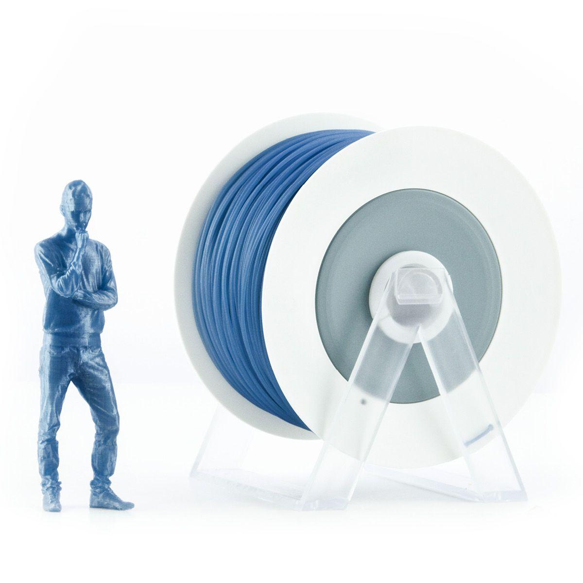 PLA Filament | Color: Pearl Blue