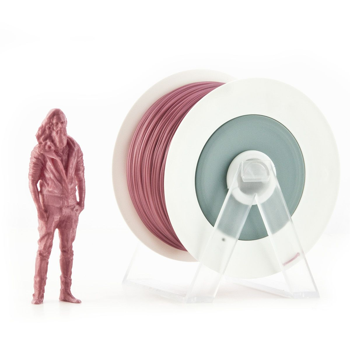 PLA Filament | Color: Metallic Dark Antique Pink