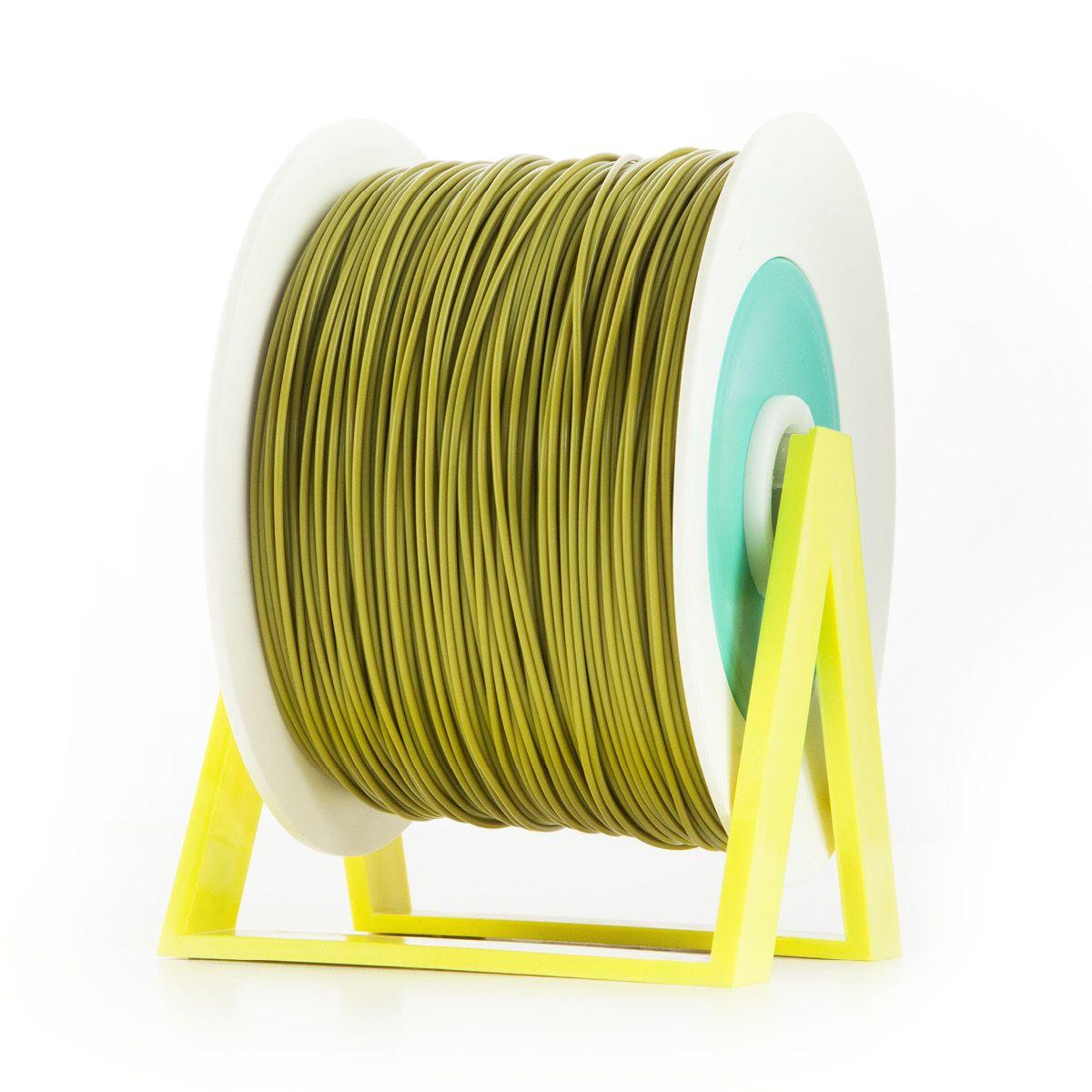 PLA Filament | Color: Olive Yellow