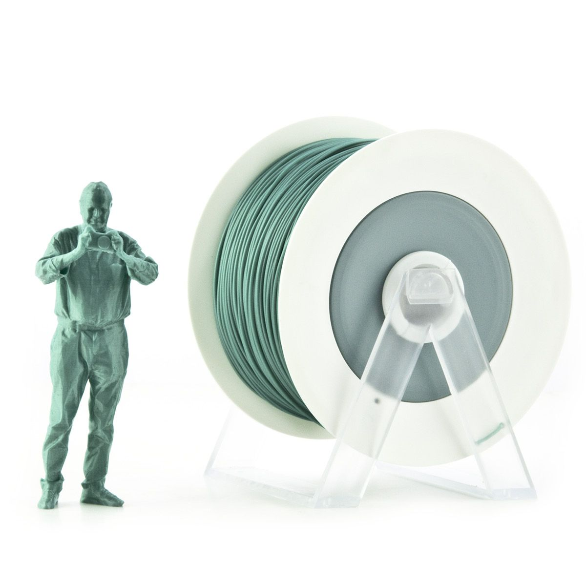 PLA Filament | Color: Metallic Green