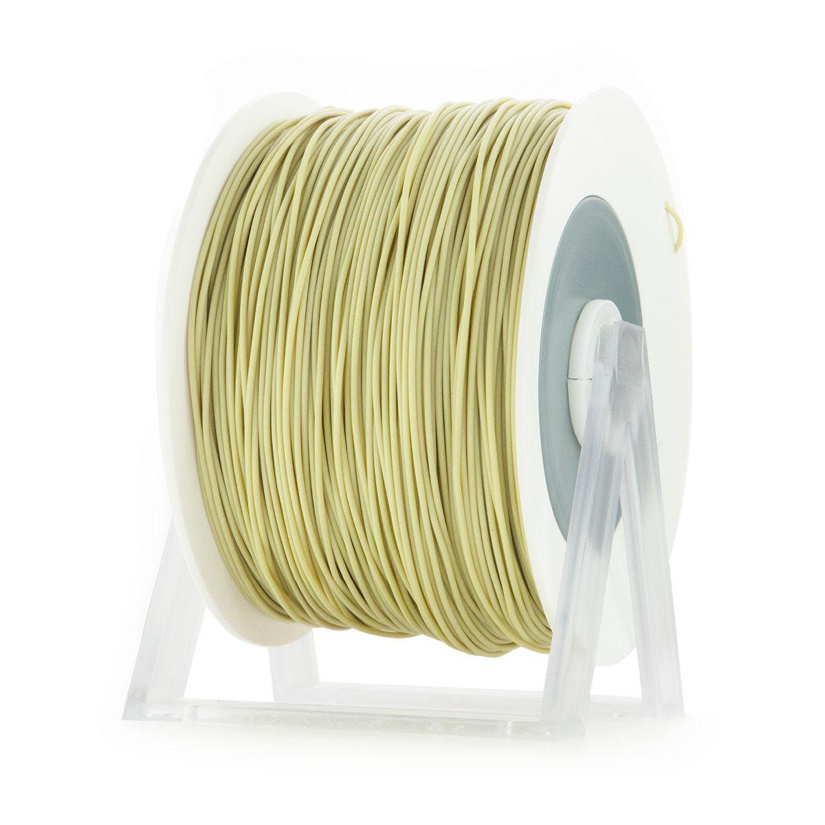 PLA Filament | Color: Metallic Sand Yellow