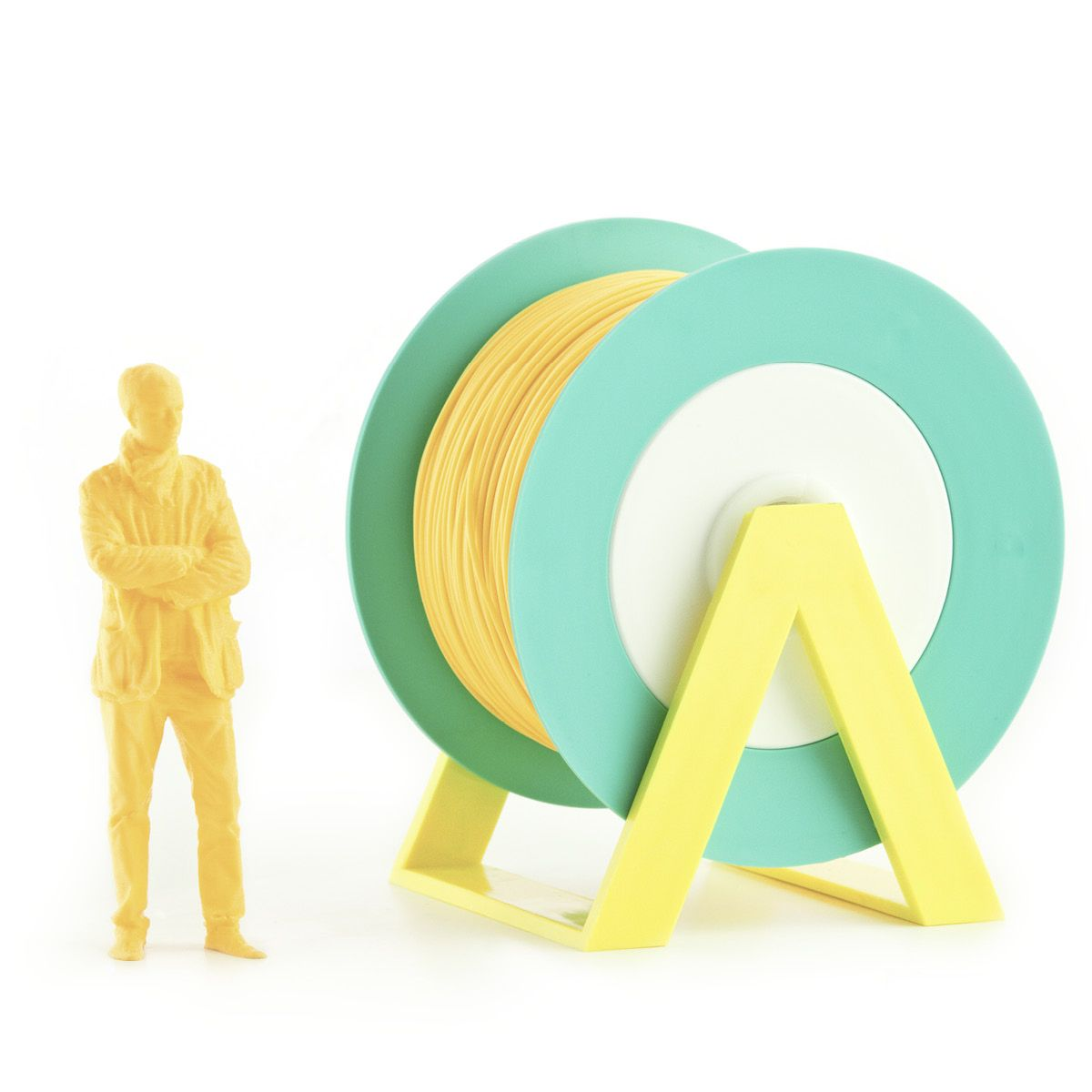 PLA Filament | Color: Pastel Orange