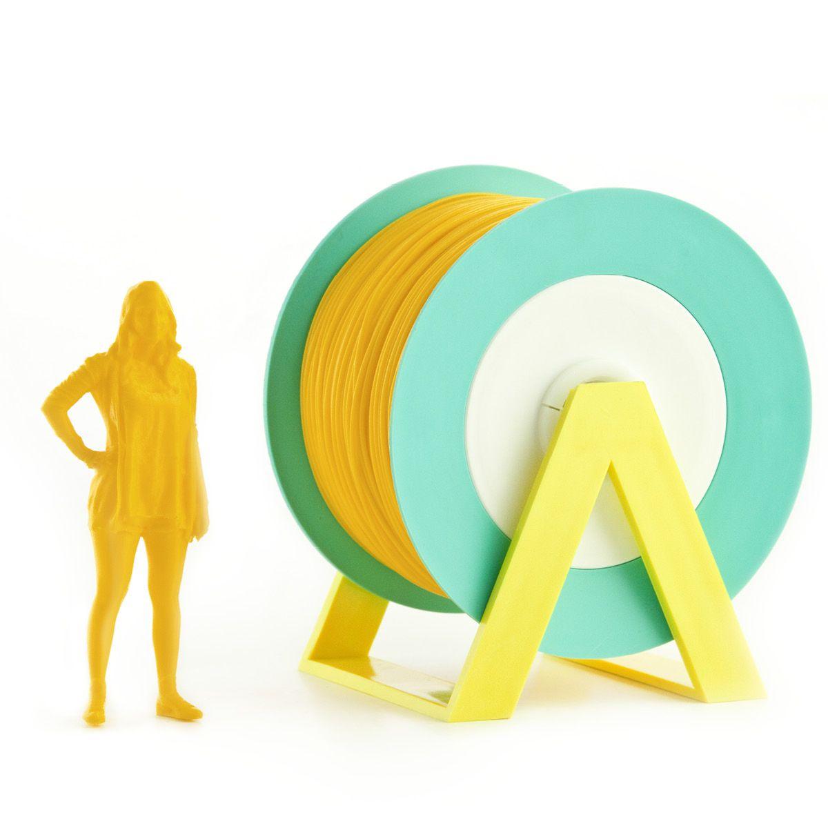 PLA Filament | Color: Tangerine Orange