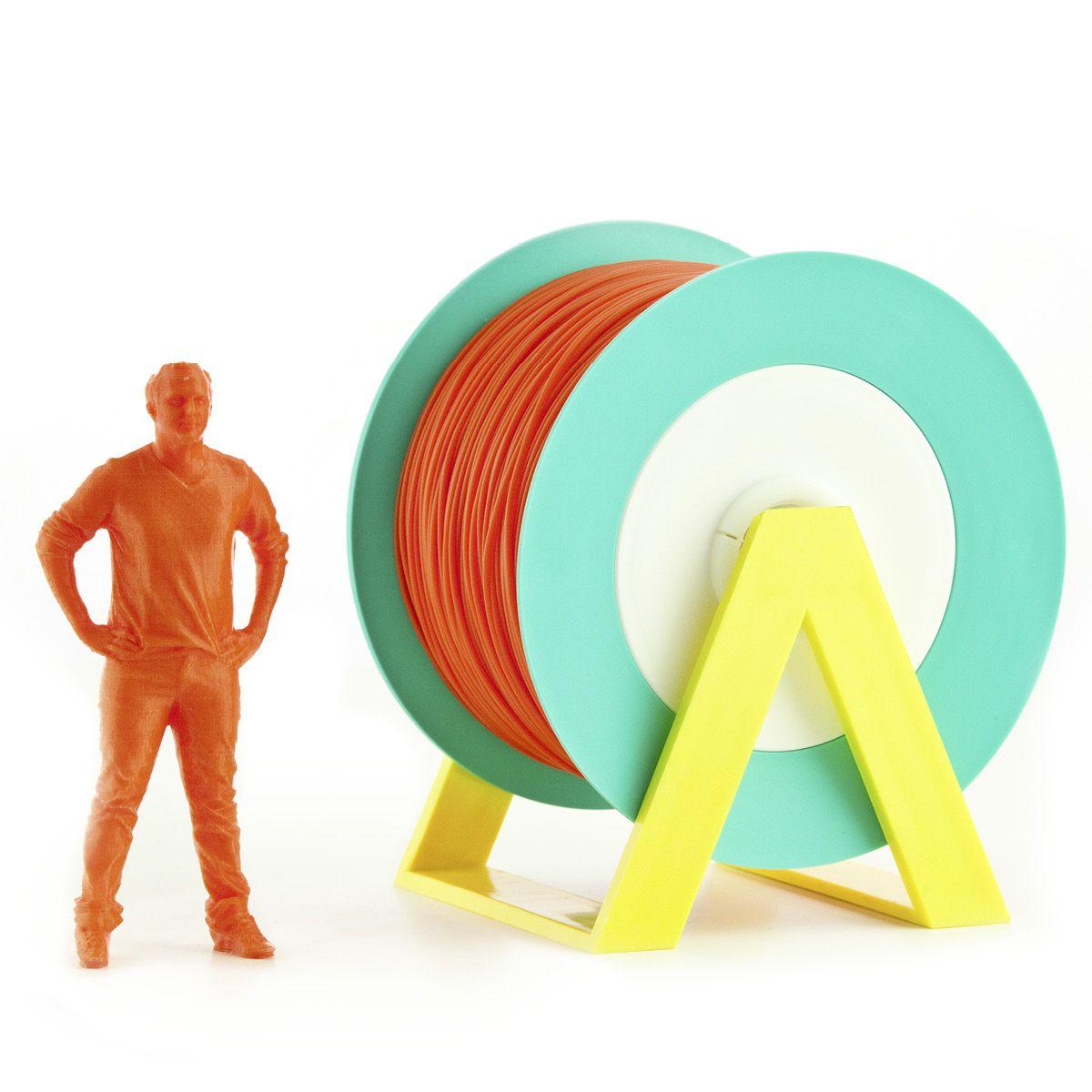 PLA Filament | Color: Dark Orange