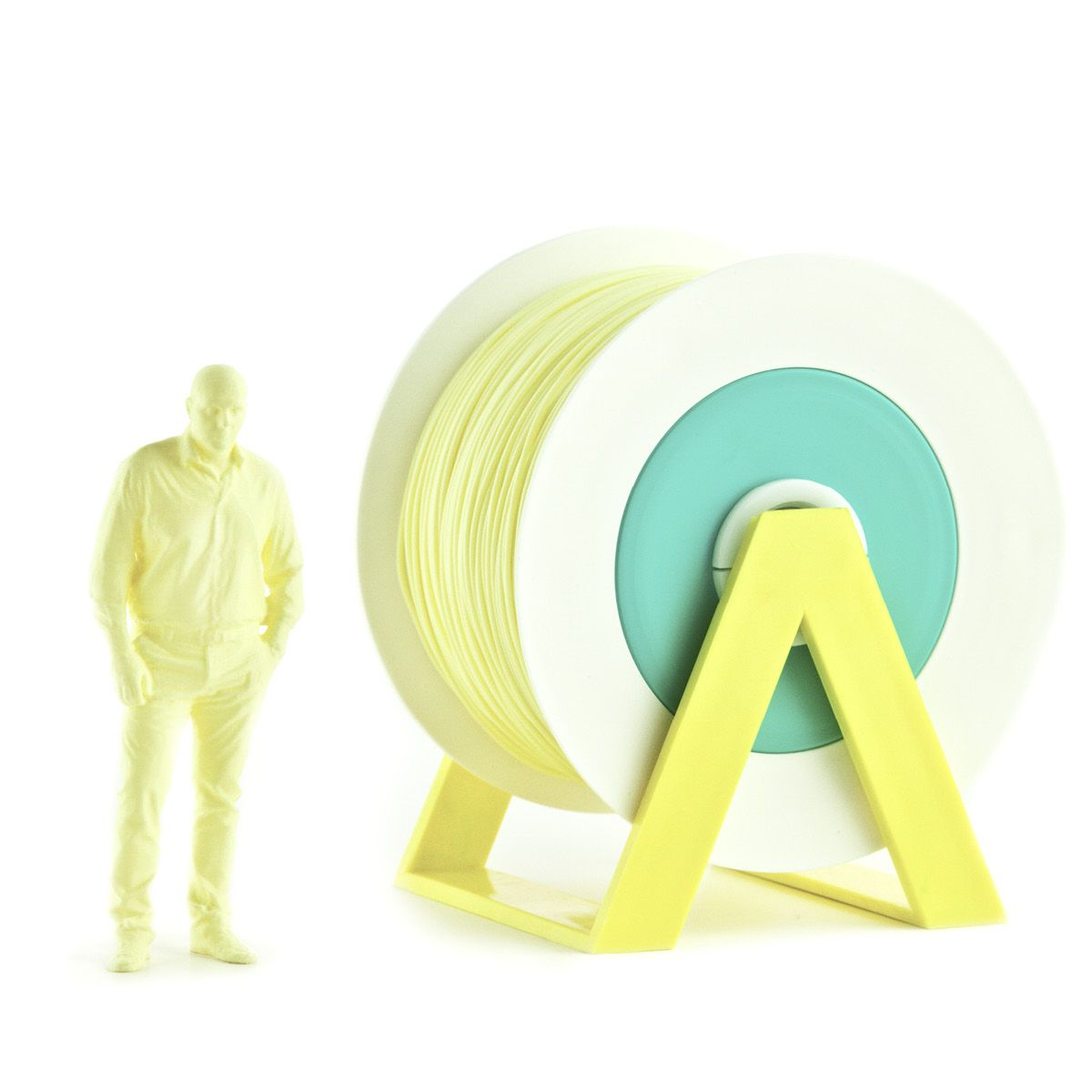 PLA Filament | Color: Straw Yellow