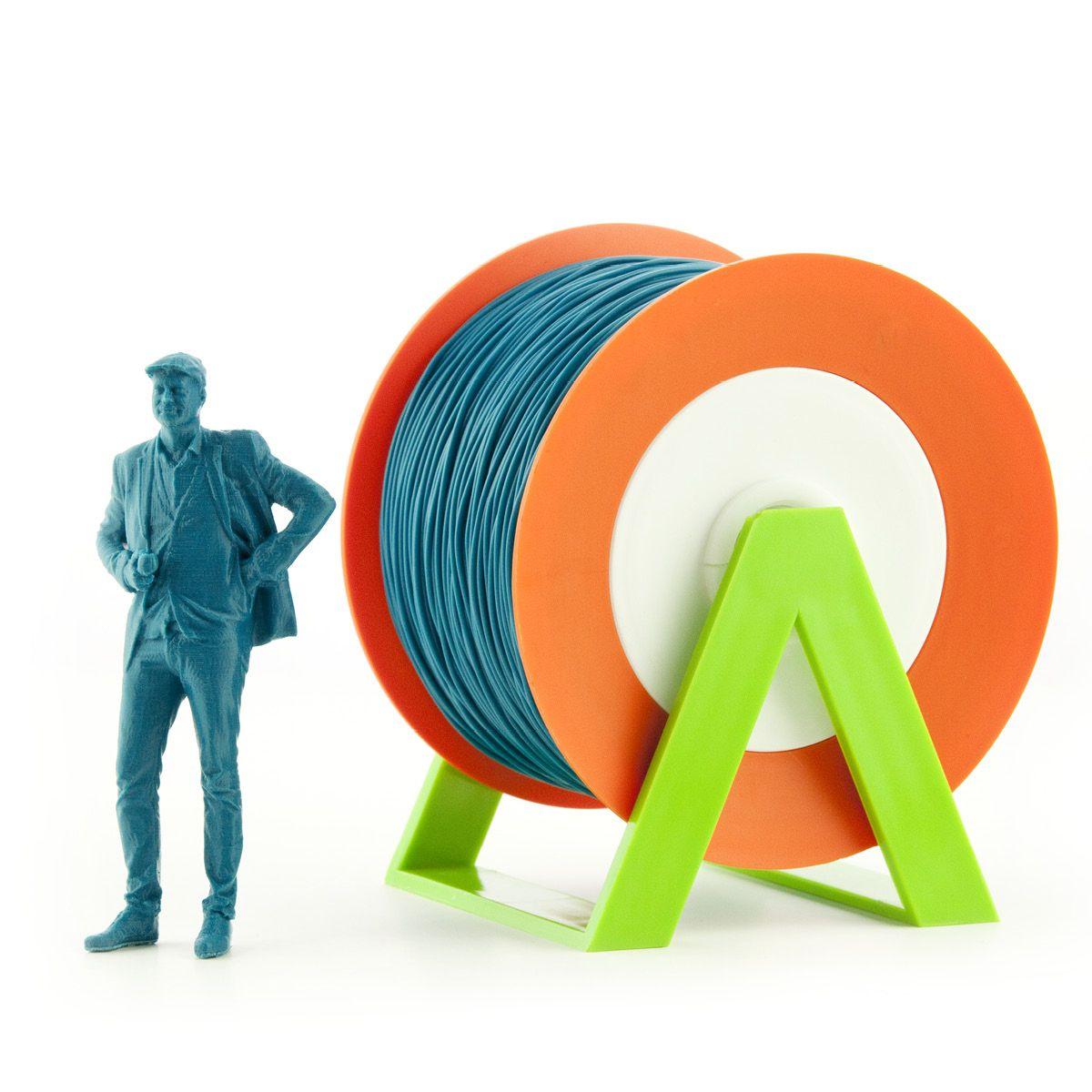 PLA Filament | Color: Cerulean Blue