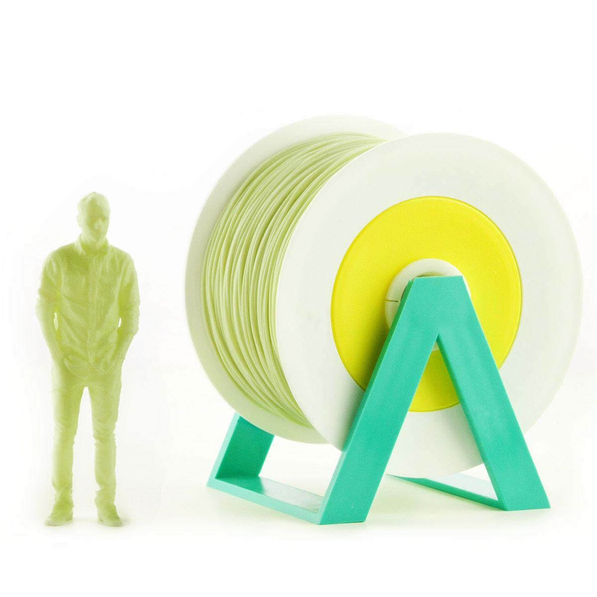 PLA Filament | Color: Water Green
