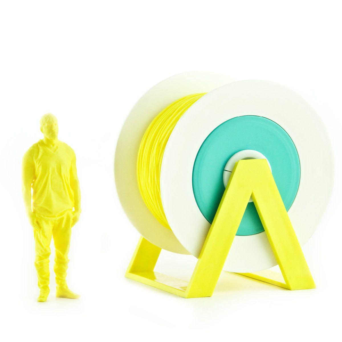 PLA Filament | Color: Vivid Yellow