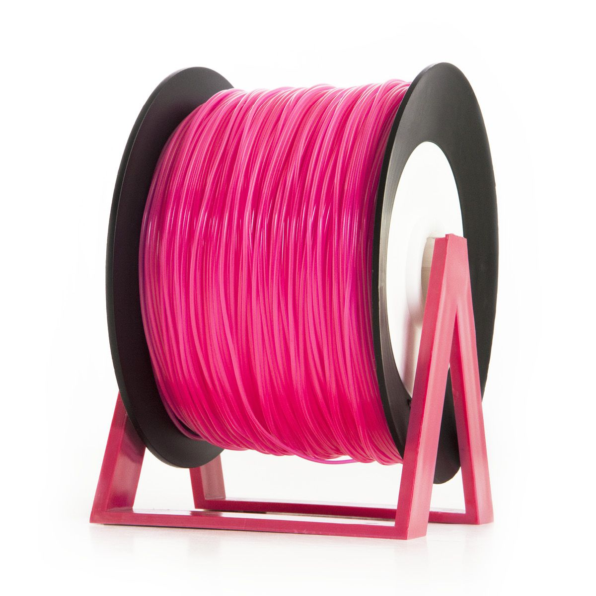PLA Filament | Color: Fluorescent Pink