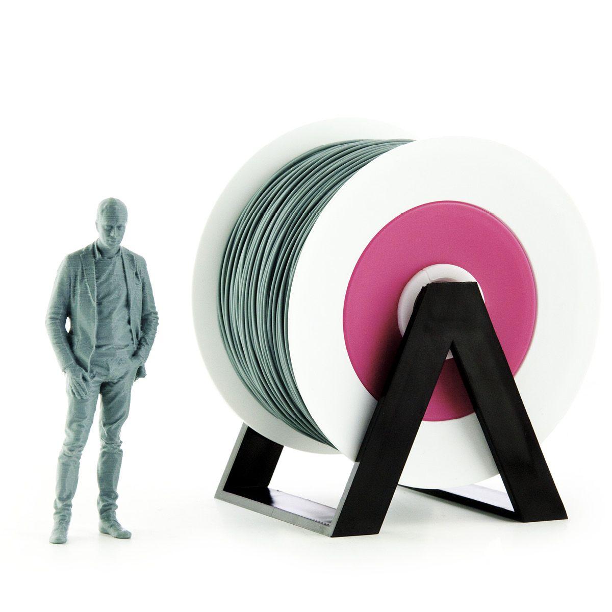 PLA Filament | Color: Tin Grey EUMAKERS