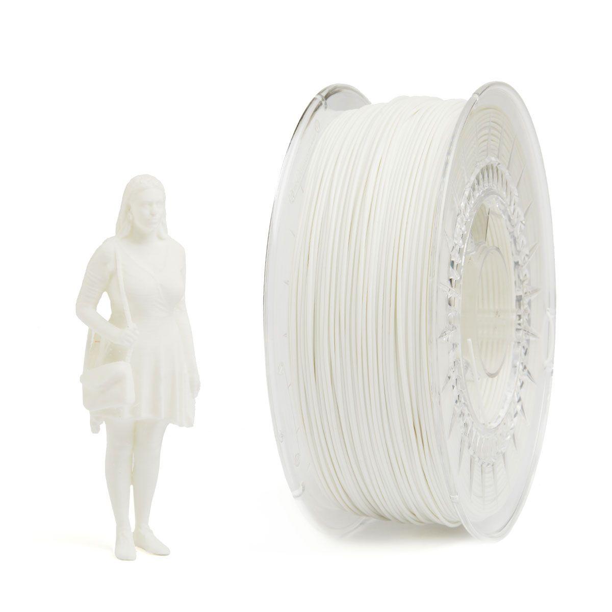FAST PRINTS PLA Filament | Color: White