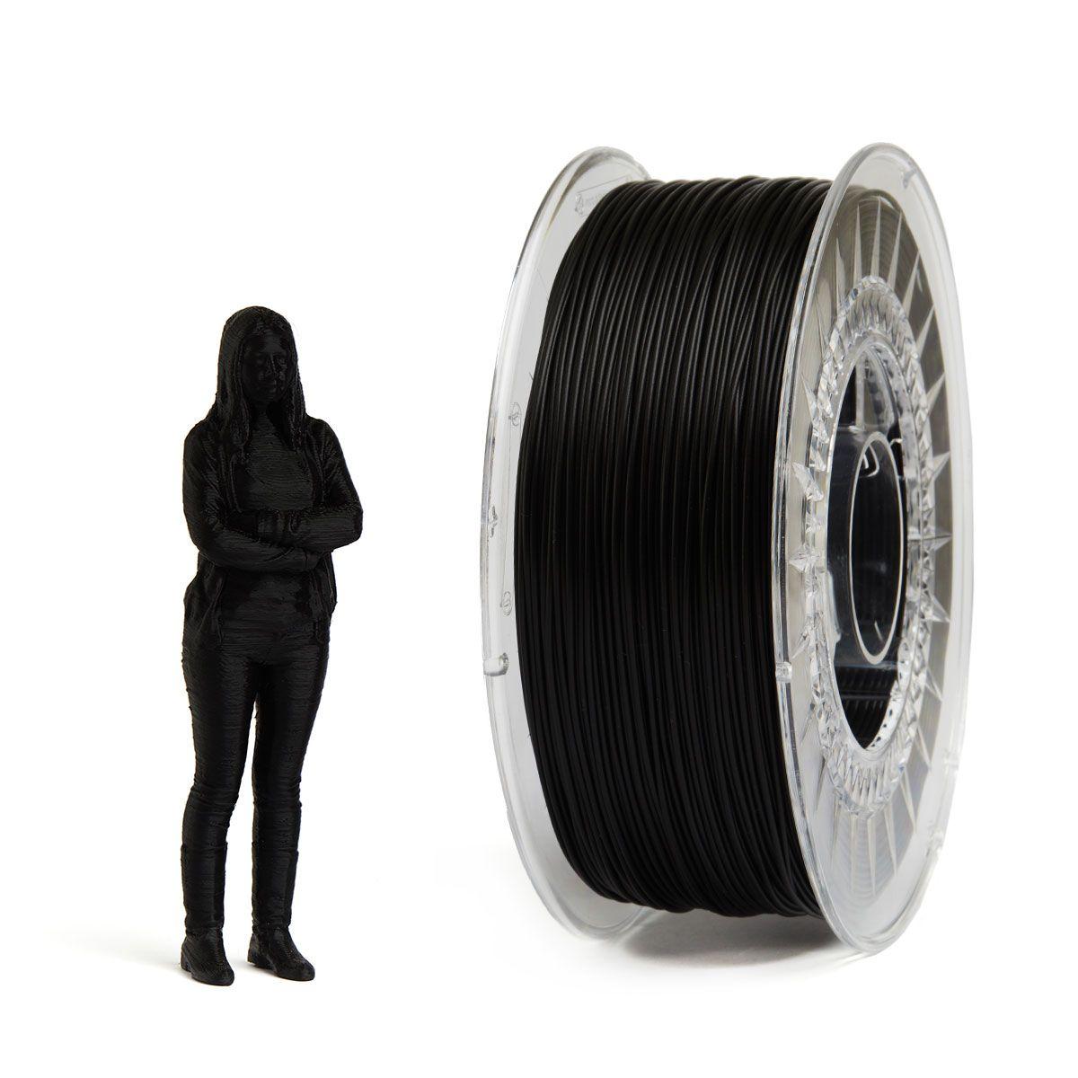 FAST PRINTS PLA Filament | Color: Black