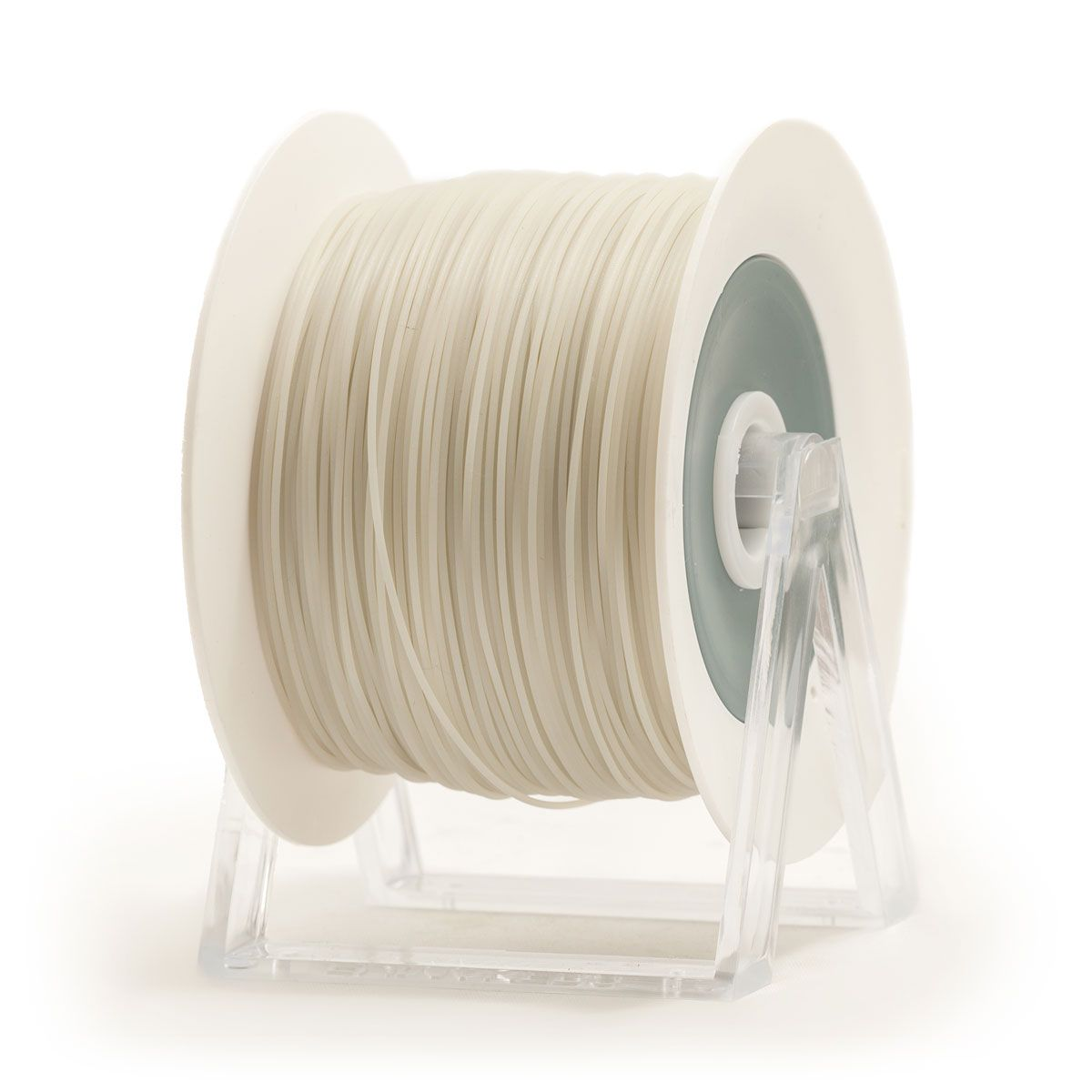 PLA Filament | Color: Photoluminescent Ivory White / Green Extra Power