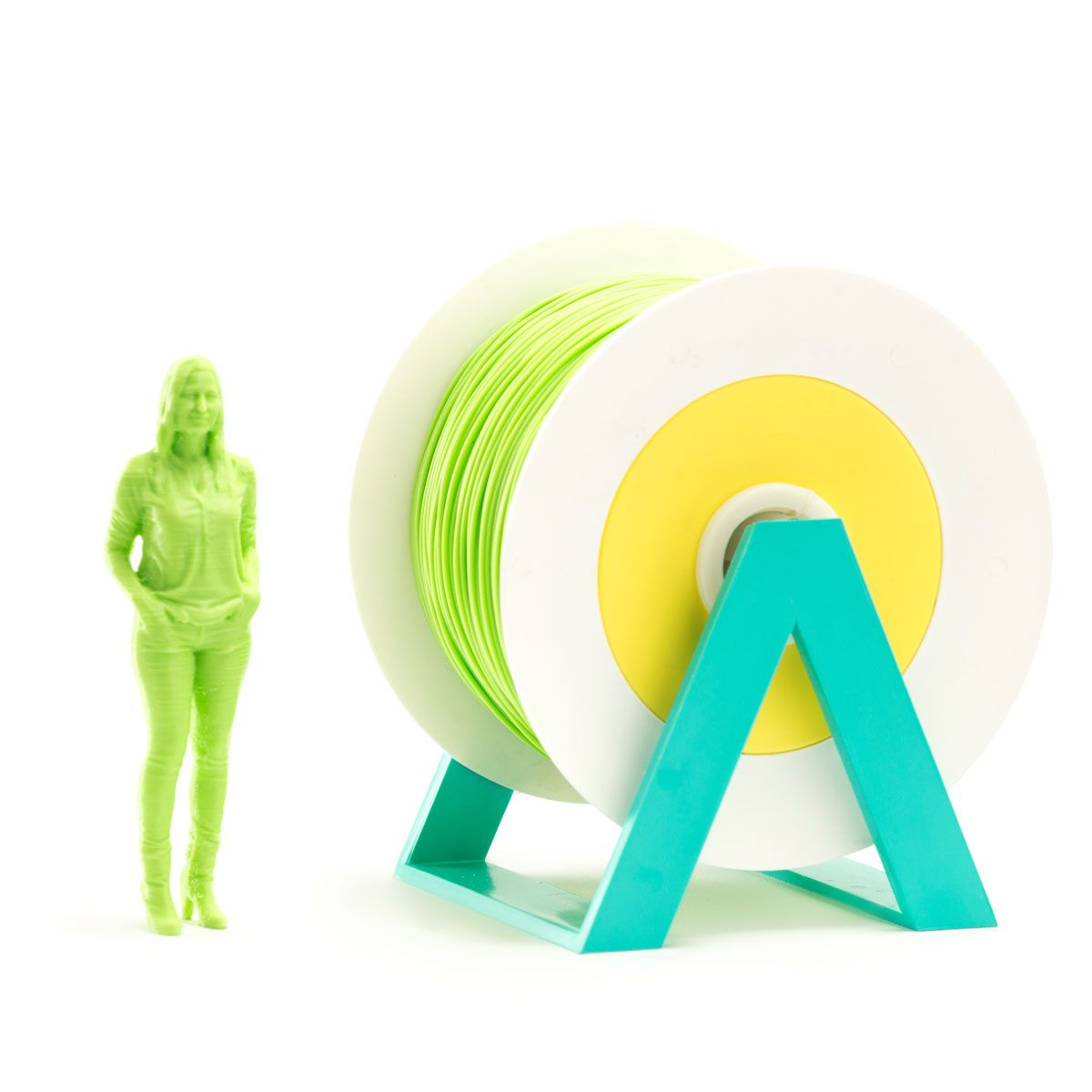 PLA Filament | Color: Pastel Green
