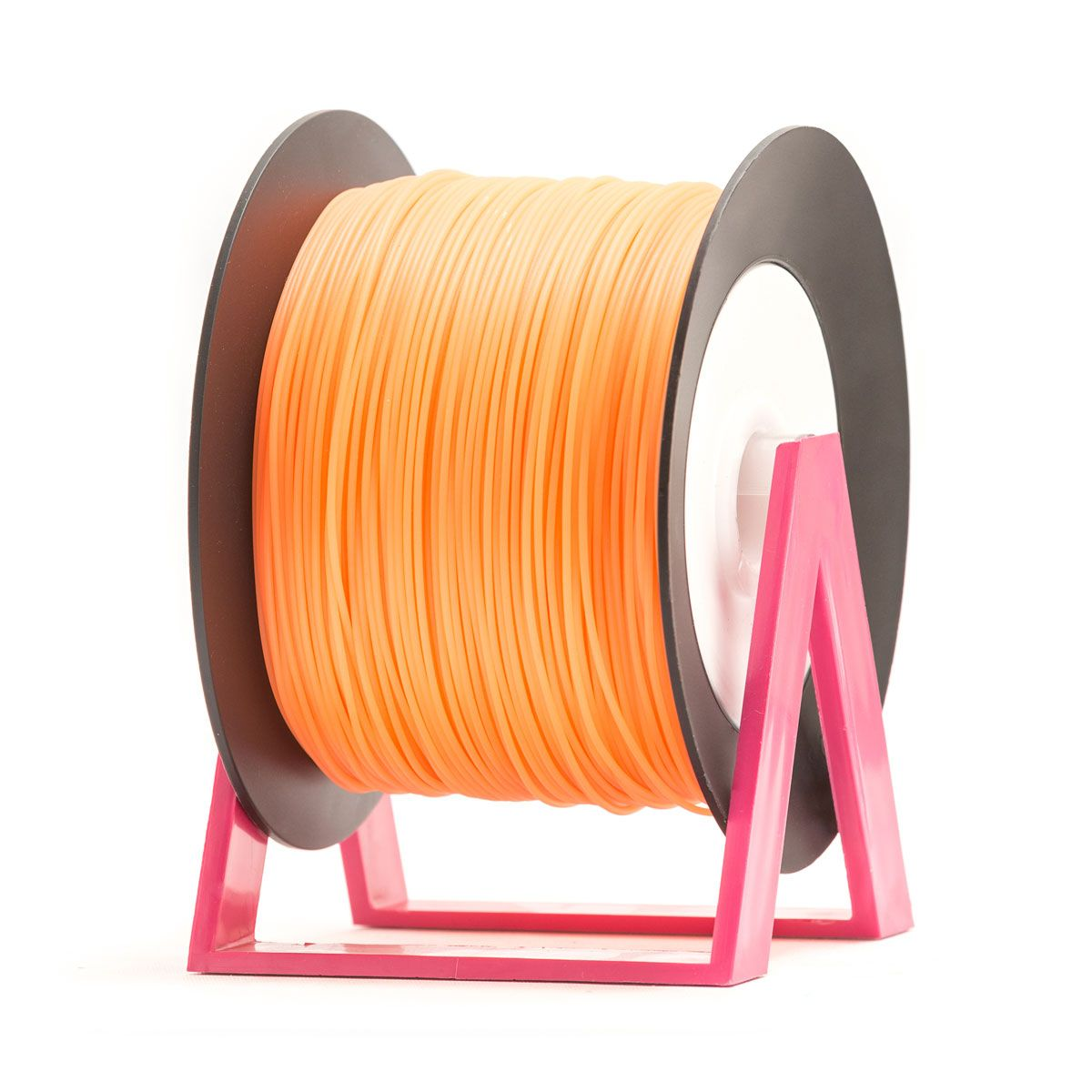 PLA Filament | Color: Fluorescent Orange
