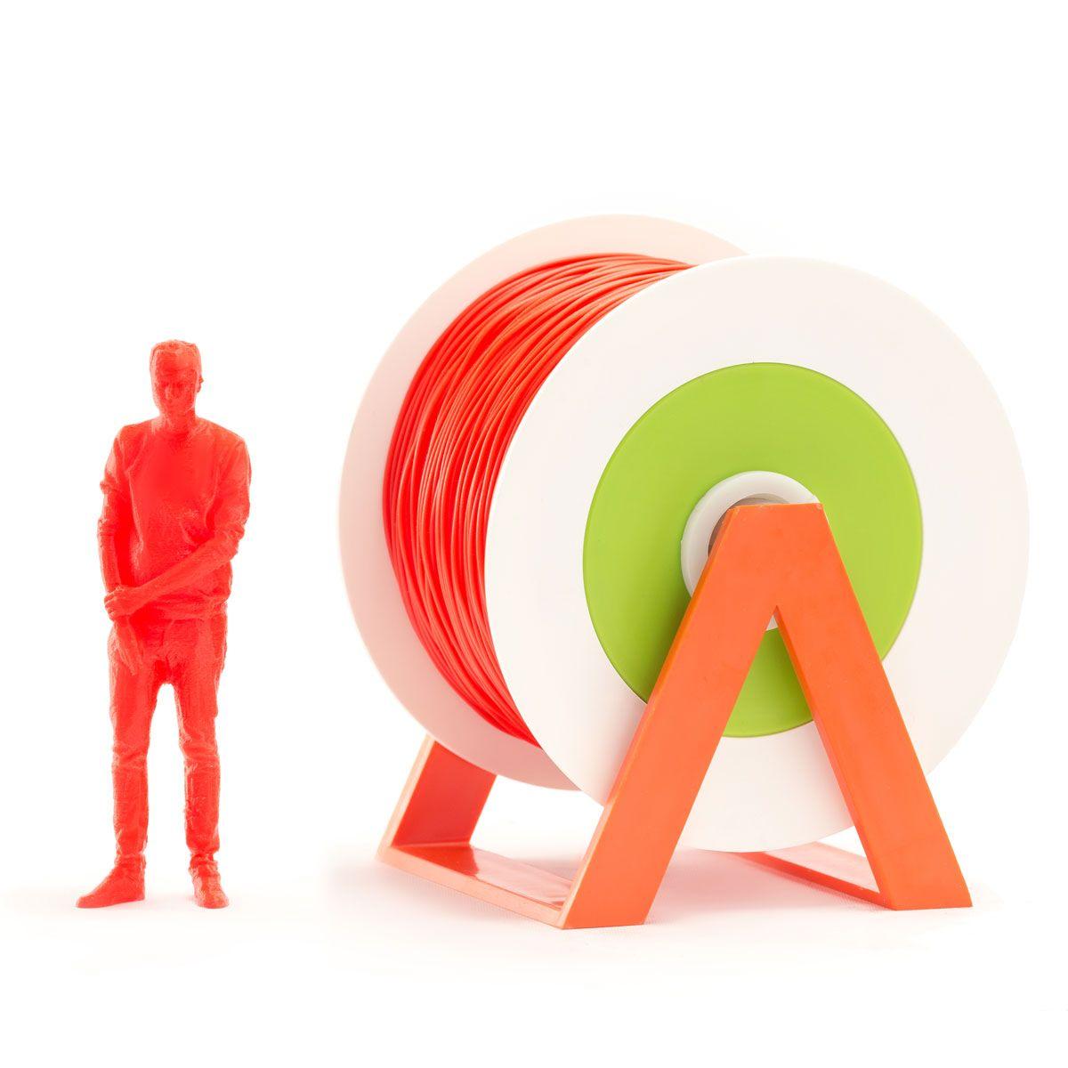PLA Filament   Color: Red