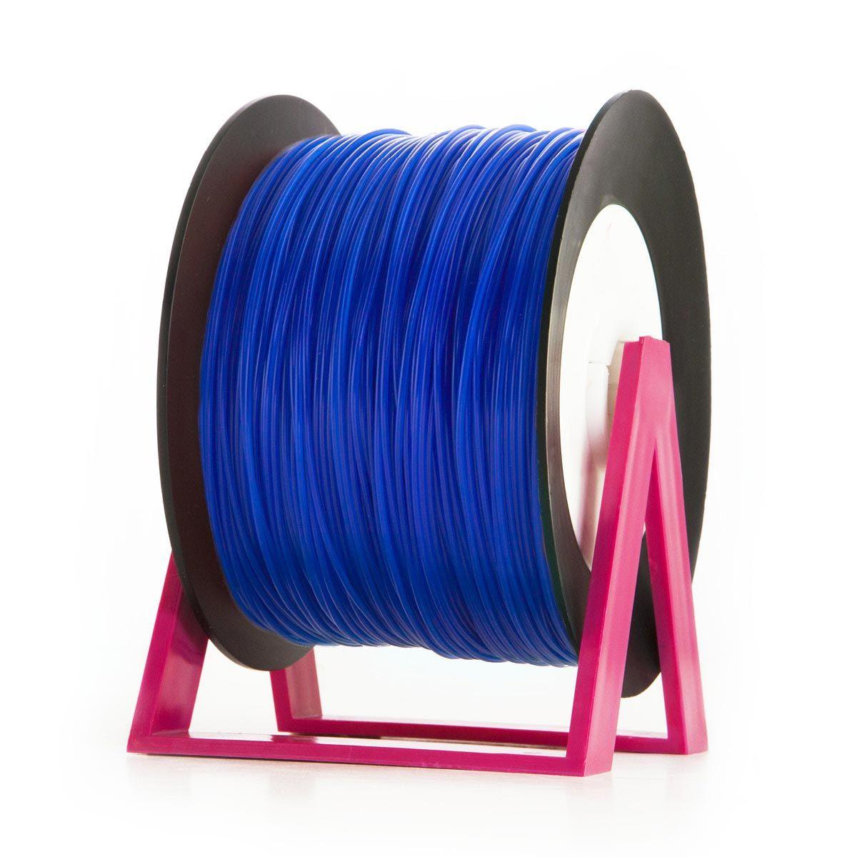 PLA Filament | Color: Fluorescent Blue
