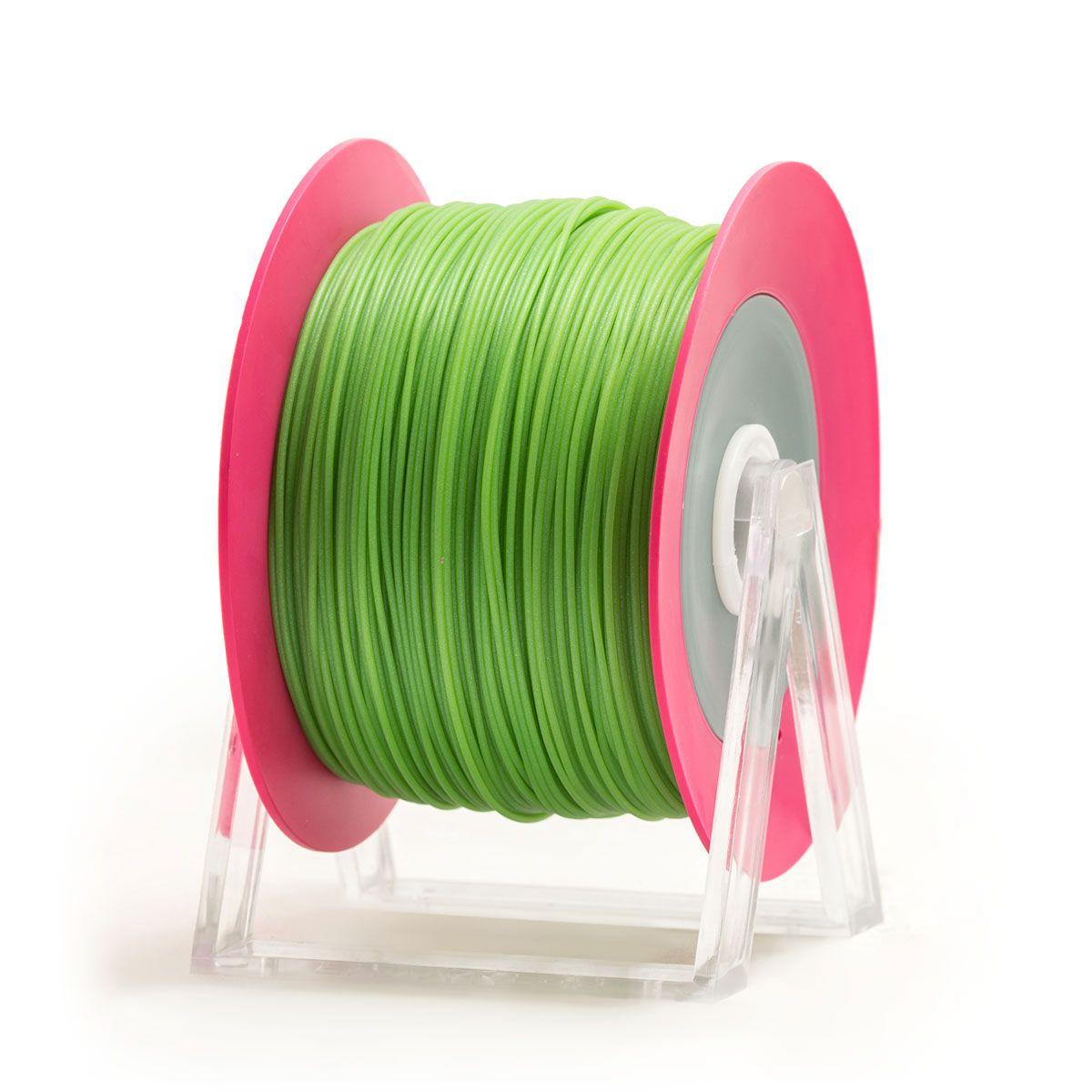 PLA Filament   Color: Glossy Green