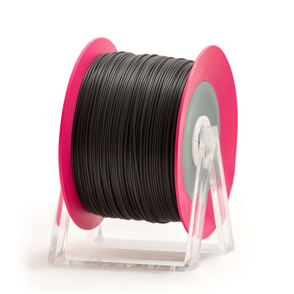 PLA Filament | Color: Glossy Black