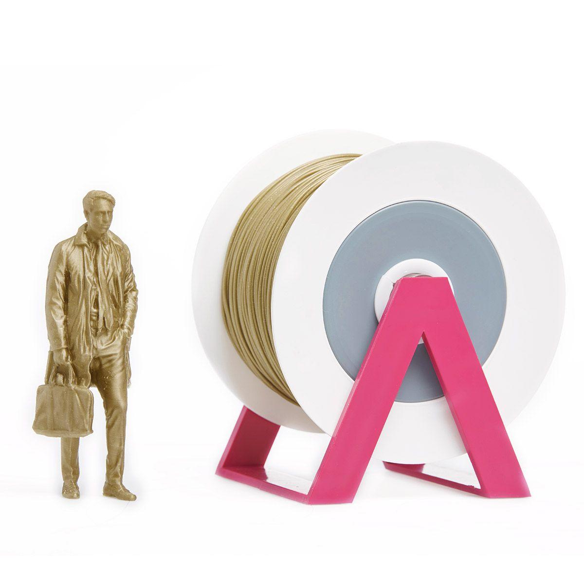 PLA Filament | Color: Brass