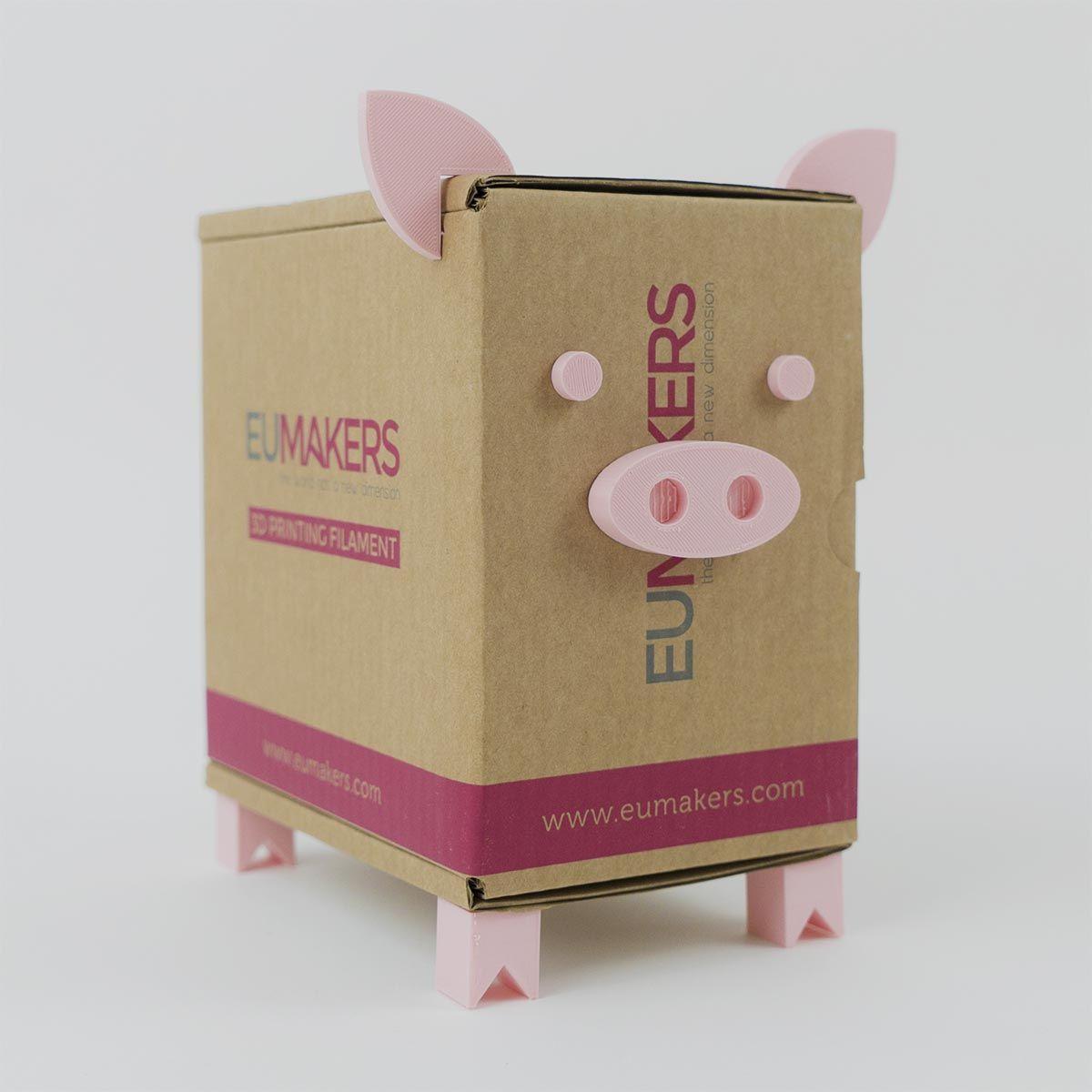 Mr. Piggy [Piggy bank]